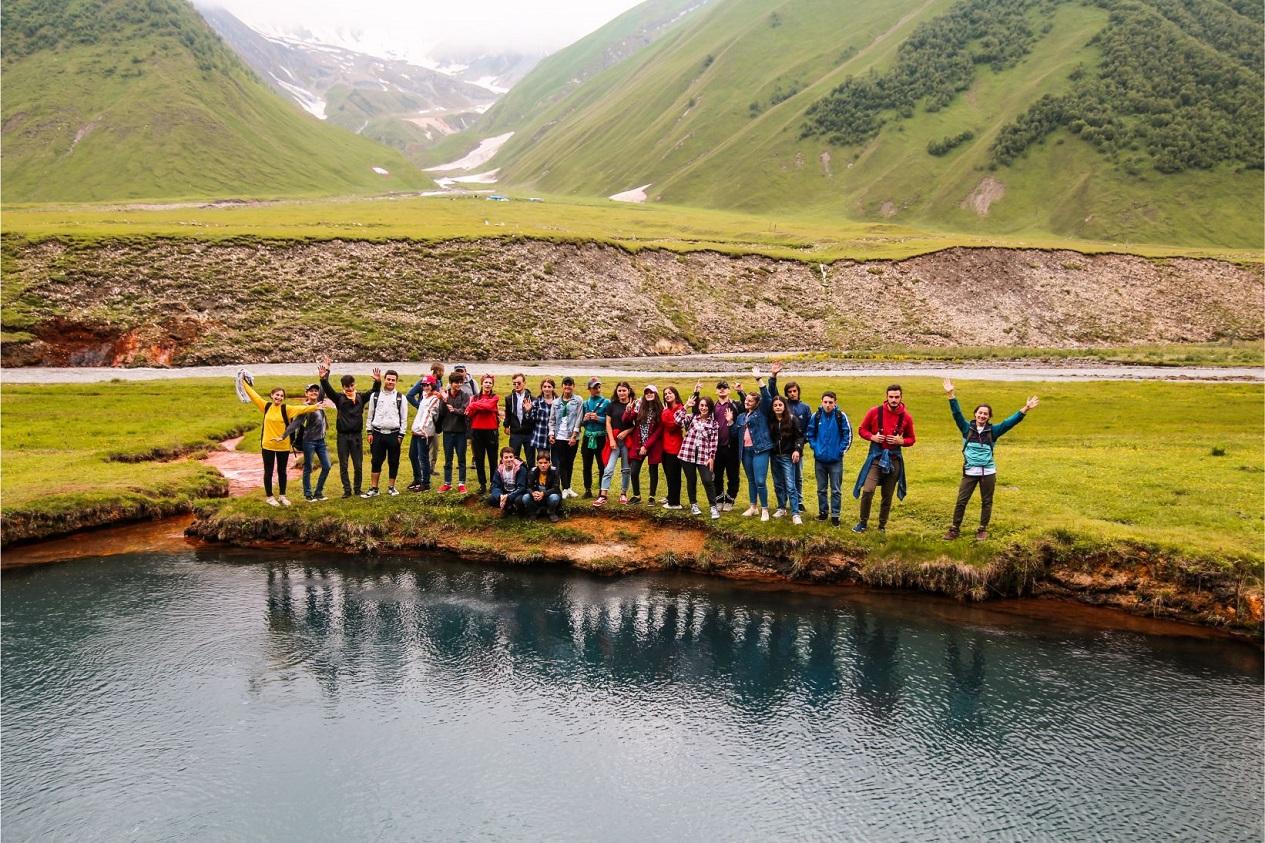 მწვანე ბანაკი ახალგაზრდა ლიდერებისა და ინოვატორებისათვის