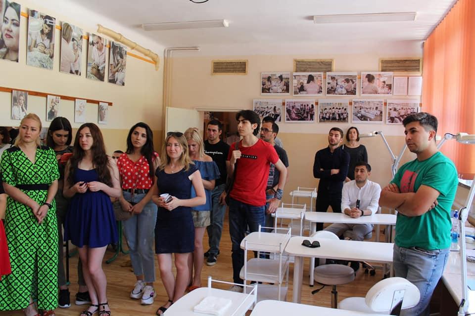 """""""Erasmus+"""" პროექტის ფარგლებში, ახალგაზრდები პოლონეთში იმყოფებოდნენ"""