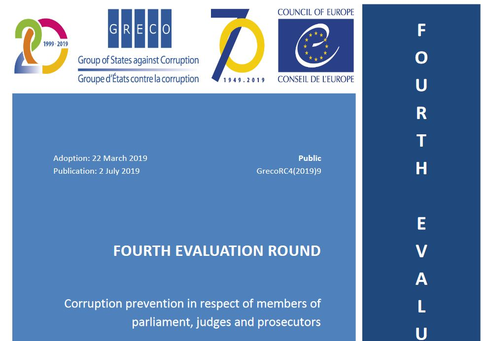 Corruption Prevention and Georgia's obligations