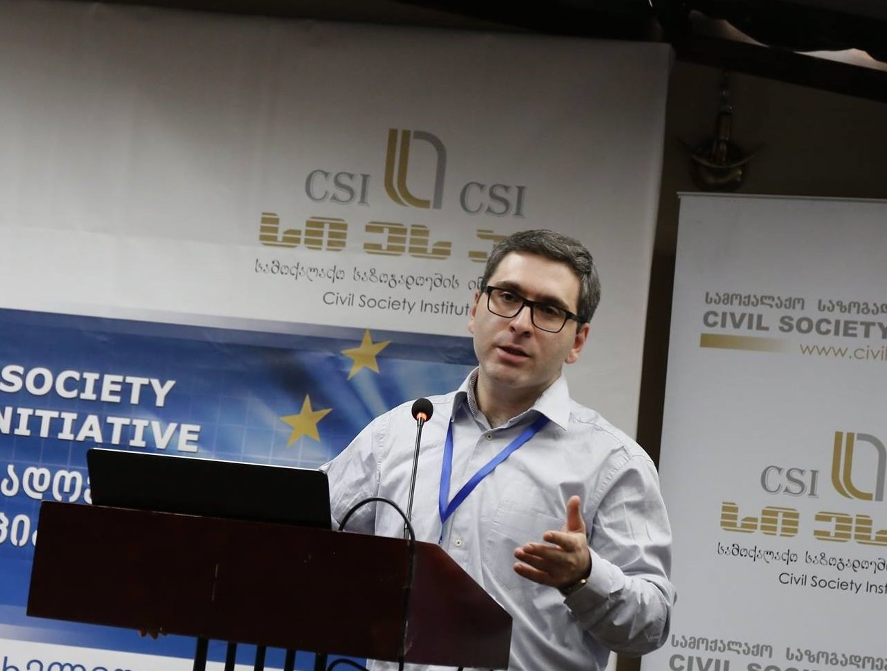 "Levan Paniashvili: ""For civil society organizations the tax environment can be appraised mostly positively, however, there are issues that need further improvement"""