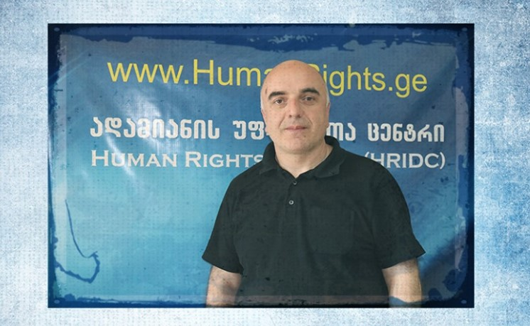 Story about defenders of human rights
