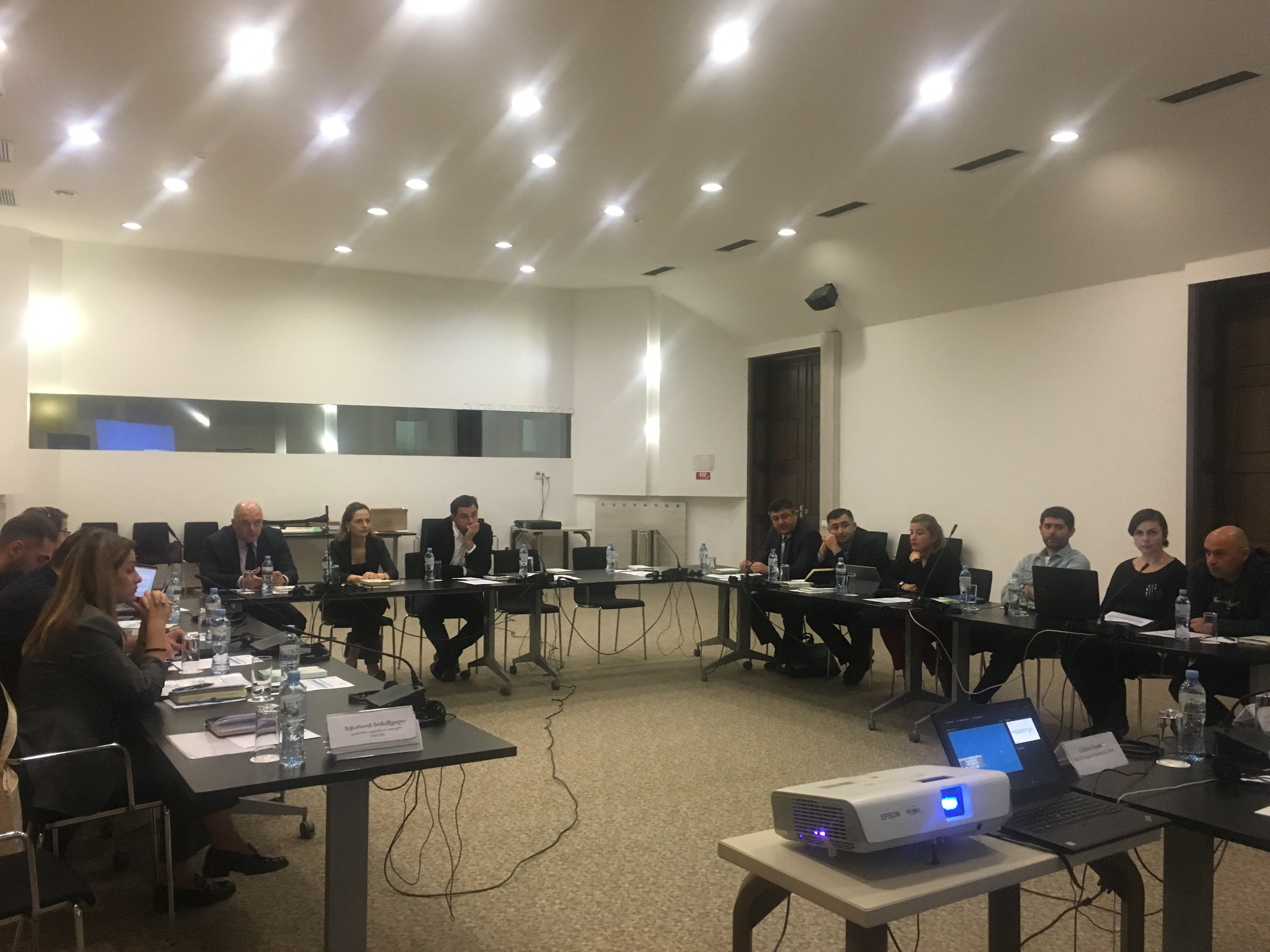 Training on International Refugee Protection and Security