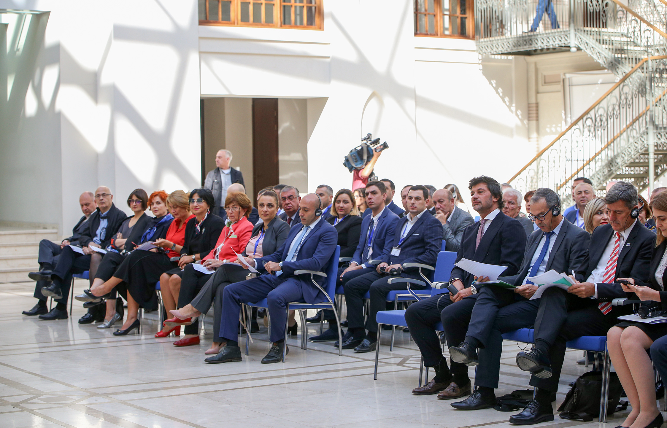 Four municipalities of Georgia have joined the European Charter