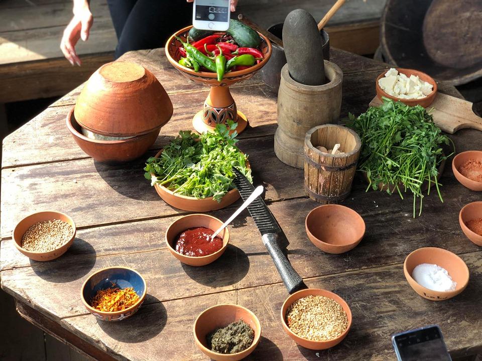 Three-day Gastronomic Tour around Samegrelo