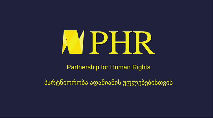"PHR appealed to the Prosecutor's Office demanding to recognize organizers of ""Tbilisi Pride"" as victims"