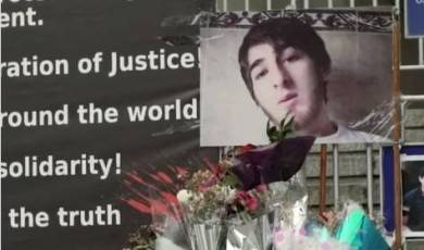 Case of murder of Temirlan Machalikashvili is still uninvestigated after two years