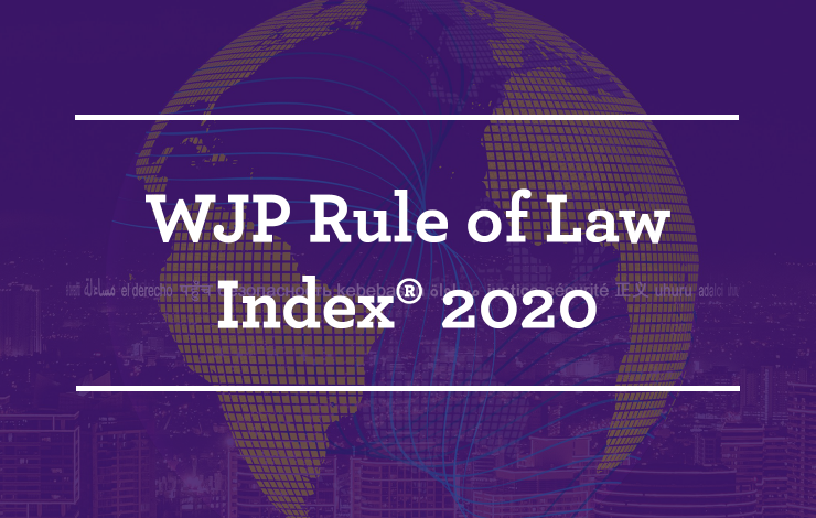 Georgia in the Rule of Law Index 2020