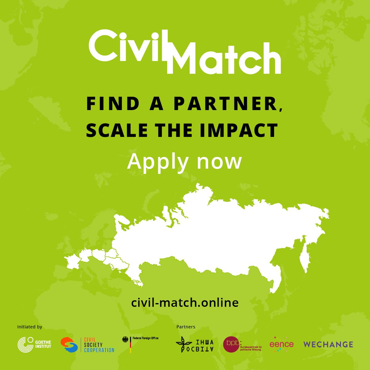Join Civil Match to find partners and new possibilities...