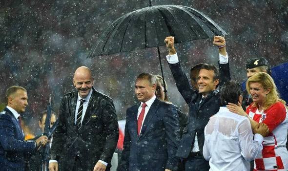 Russian sport and politics