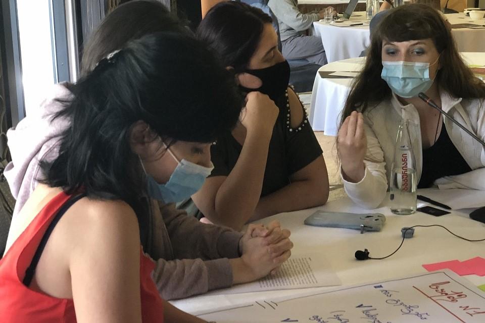 საქართველოში ქალთა საკითხებსა და შშმ ქალთა თემებზე მომუშავე ორგანიზაციების პლატფორმა შეიქმნა