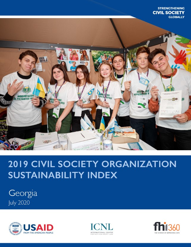 CSO SUSTAINABILITY INDEX (2019)
