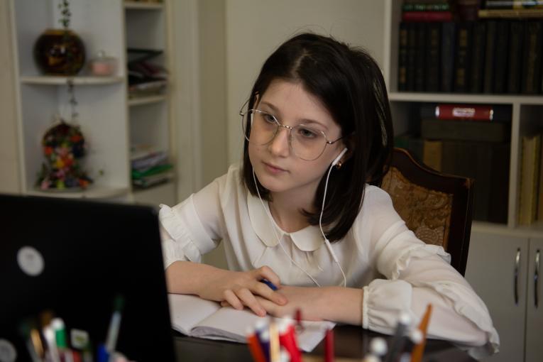 საქართველოში სასკოლო ასაკის ბავშვების 15 პროცენტს არ აქვს სახლში ინტერნეტზე წვდომა