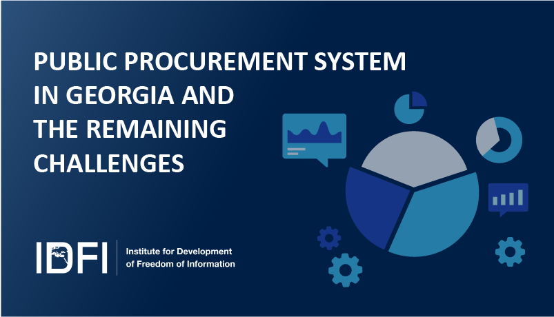 Open data in enhancing good governance in public procurement