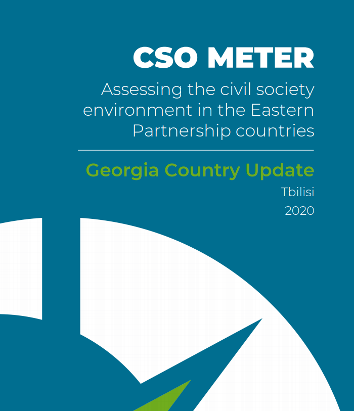 Assessing the civil society environment in the Eastern Partnership countries