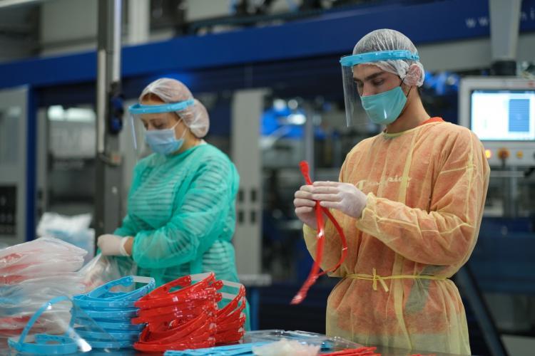 ევროკავშირის და UNDP-ის მხარდაჭერით, ქართული კომპანია, პანდემიის გამოწვევის პასუხად, ახალ წარმოებას იწყებს