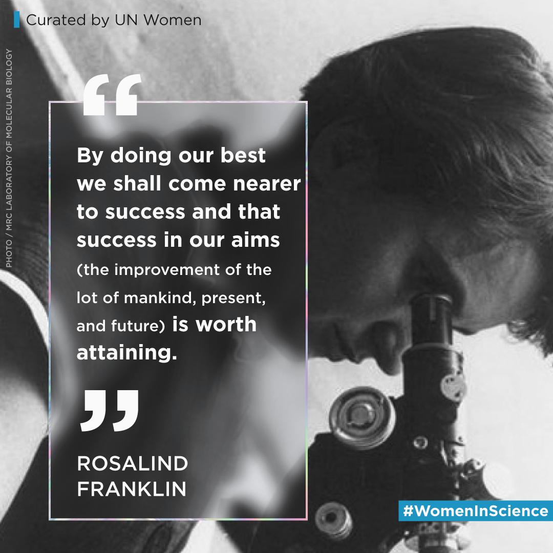 მეცნიერ ქალთა და გოგონათა საერთაშორისო დღე