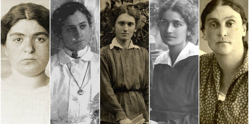 Women change the environment - remember history