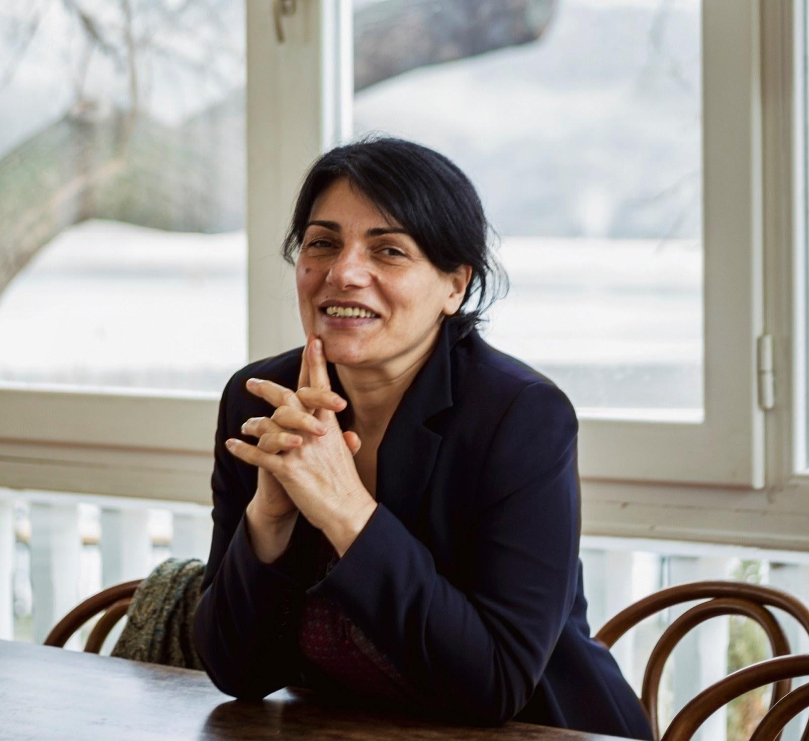 Natela Grigalashvili with photo stories
