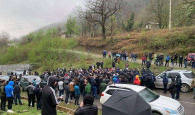 Civil society organizations respond to developments that take place in the Rioni Valley