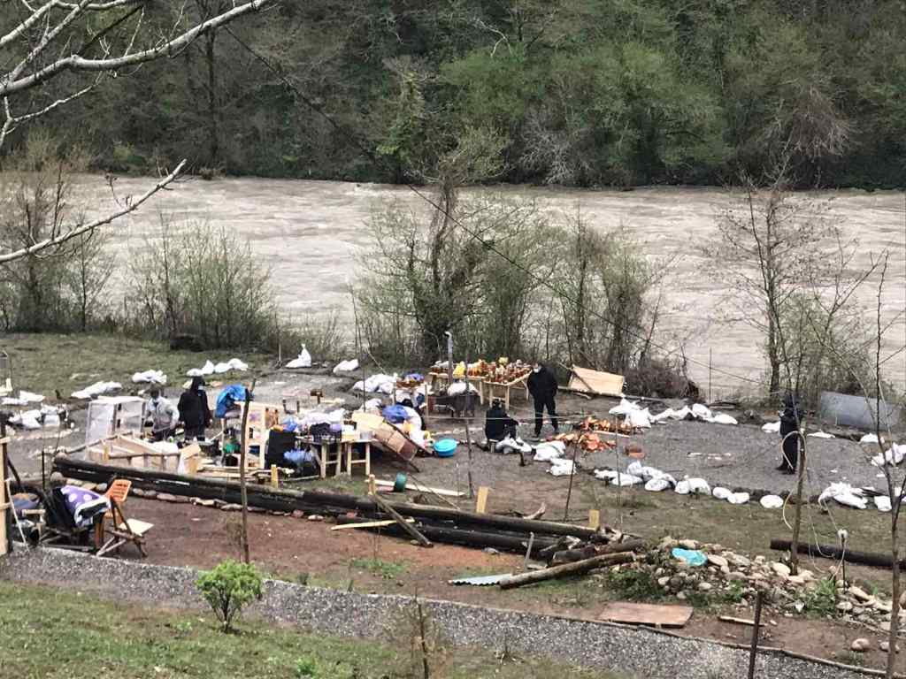 Public Defender's Statement on Events Developed in Rioni Gorge