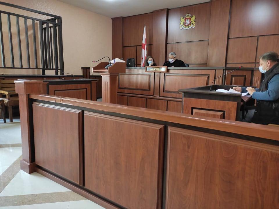 ნამოხვანჰესის მშენებელი კომპანია უკვე მეორედ არ გამოცხადდა სასამართლო პროცესზე