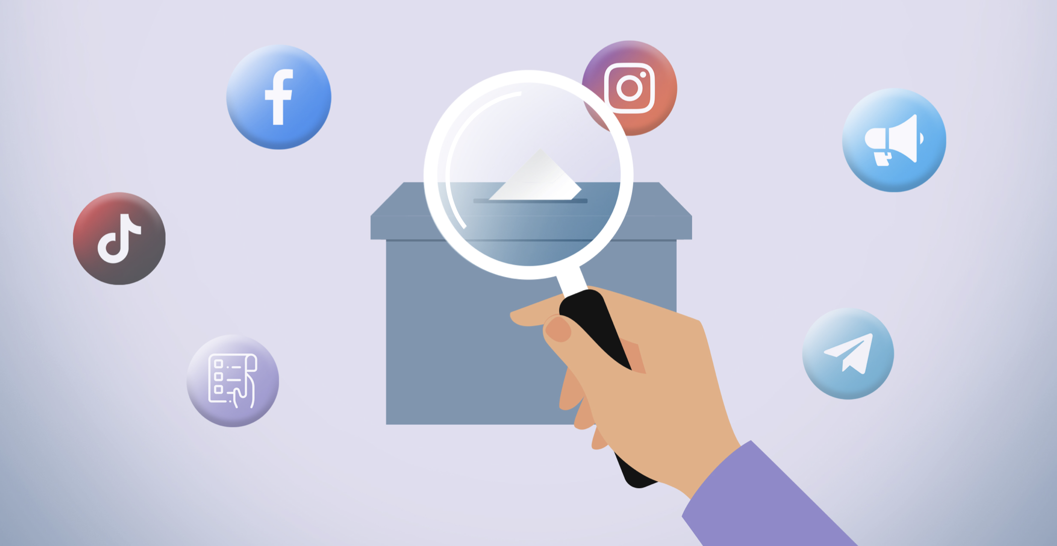 Final Report on Social Media Monitoring for the 2020 Parliamentary Elections