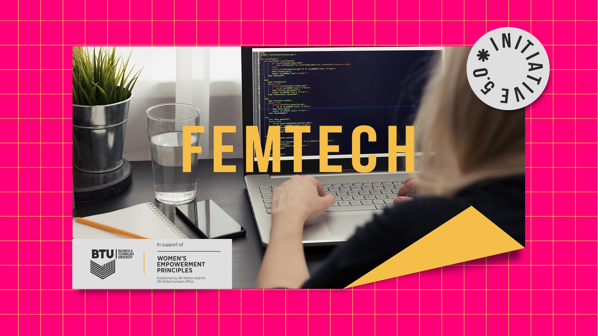 "Virtual employment forum ""FemTech"" to empower women and girls"
