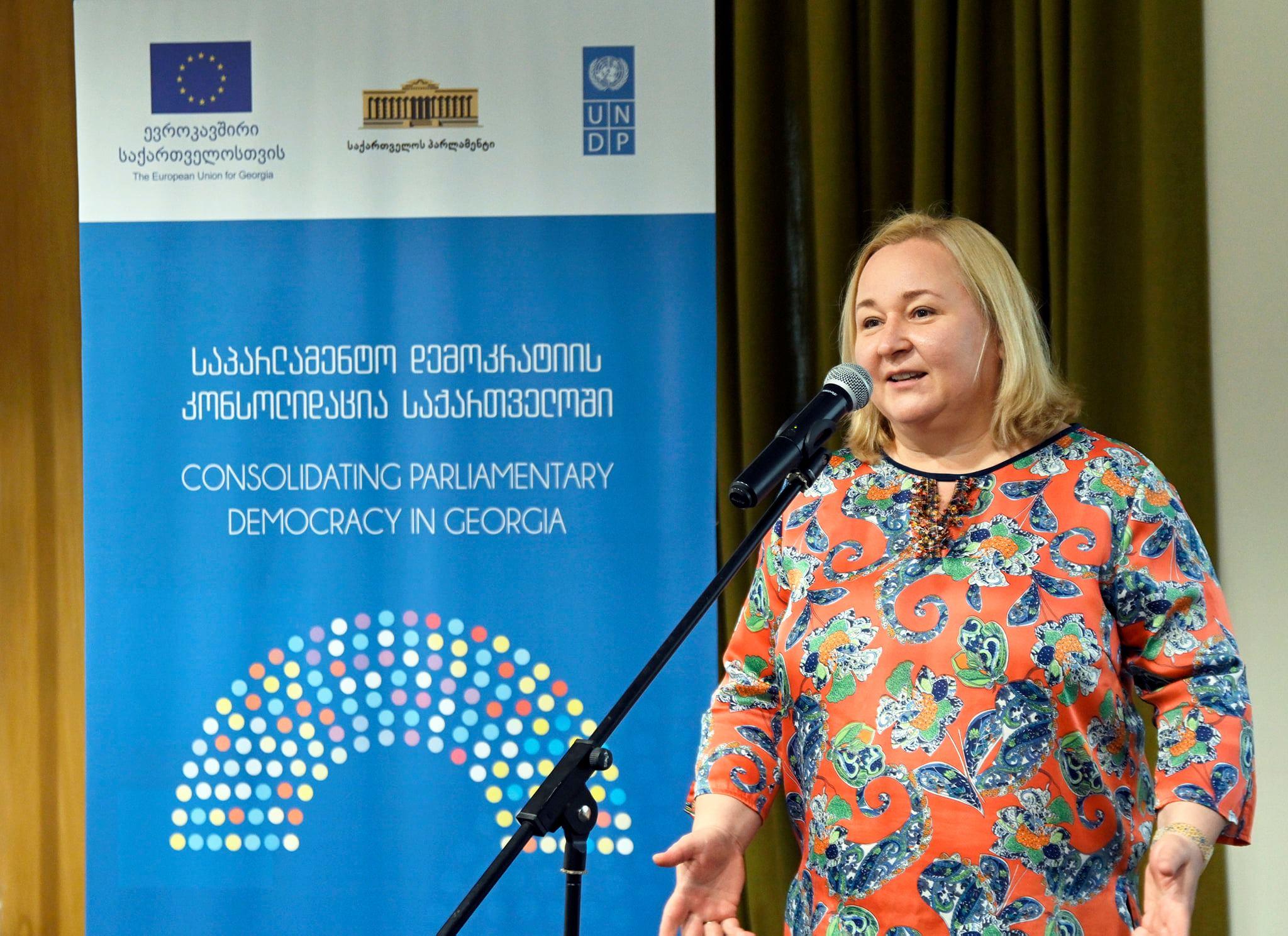 Training on the Civic Education Methodology