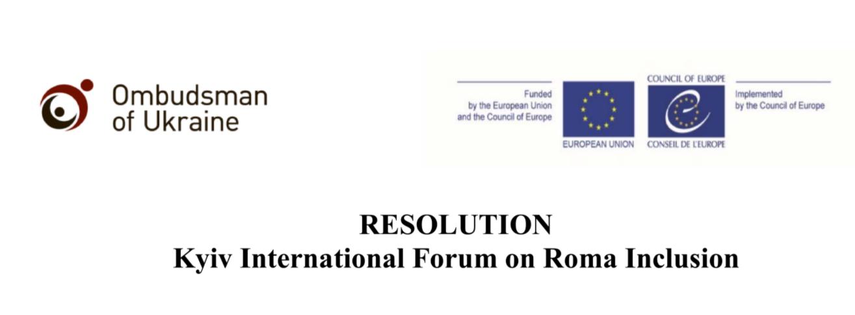Public Defender's Representative Participates in International Forum on Roma Inclusion