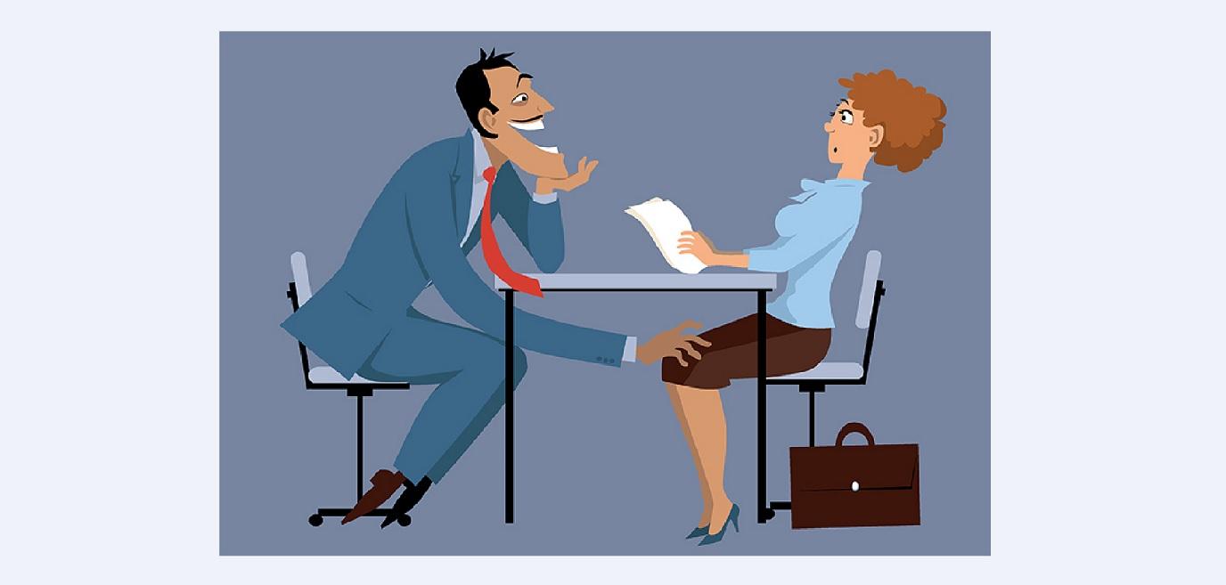 სექსუალური შევიწროება სამუშაო ადგილზე საქართველოს საჯარო სამსახურში