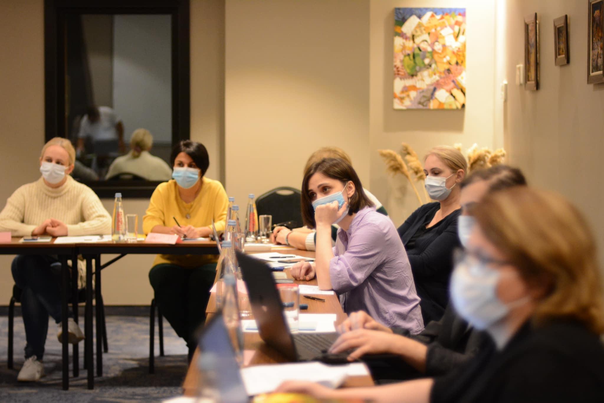 სამუშაო შეხვედრა: ორგანიზაციის სტრატეგიული განვითარება