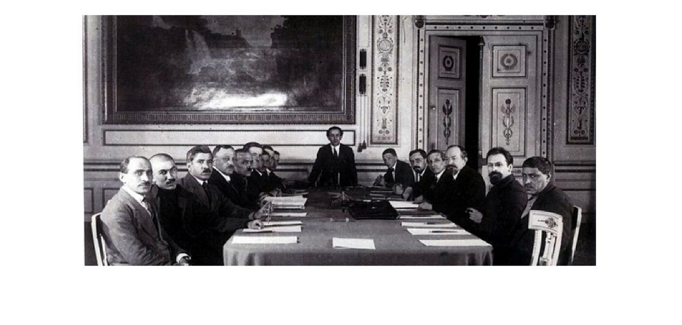 Treaty of Kars - myths, and reality